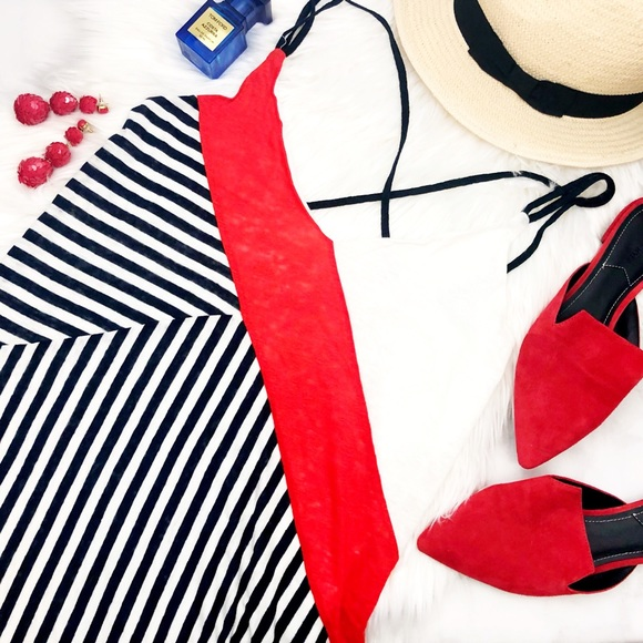 Splendid Dresses & Skirts - Margherita Missoni Splendid Striped Cami Dress
